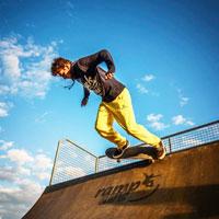 skatepark the spin